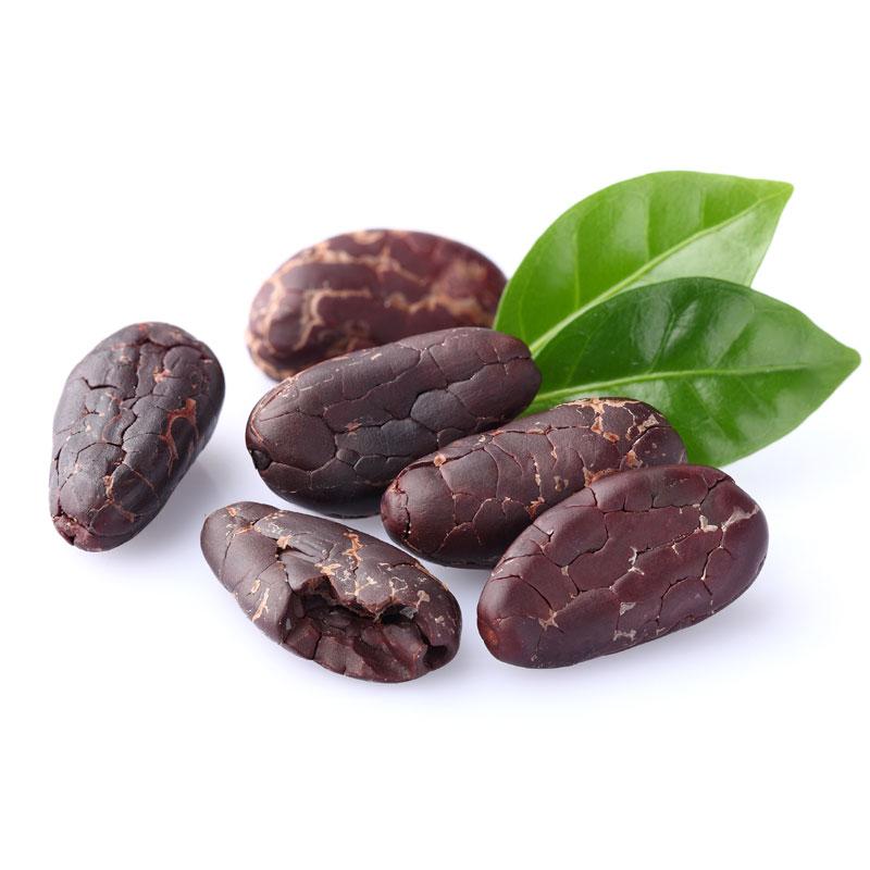 semi di cacao lavato
